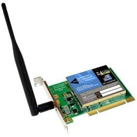 drivers wireless-g pci adapter wmp54g